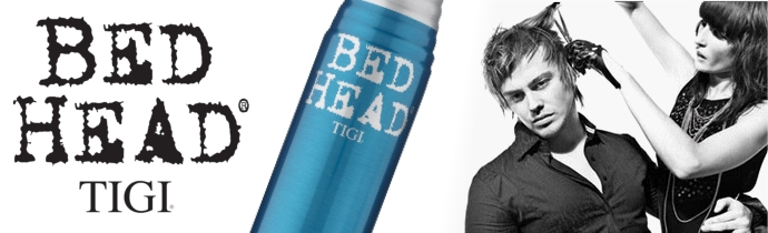 TIGI Bed Head. Tilbud på Bed Head. Hurtig levering!