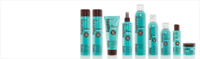 Healthy Sexy Hair - Køb Healthy Sexy Hair produkterne her!