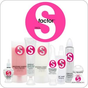 TIGI hårprodukter - TIGI S-Factor