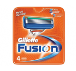 Gillette Fusion (4 stk)