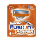 Gillette Fusion Power (4 stk)