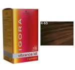 Igora Vibrance Medium Brown Auburn Gold 4/65