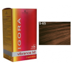 Igora Vibrance Light Brown Auburn Gold 5/65