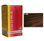 Igora Vibrance Light Brown Auburn Red 5/68