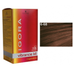 Igora Vibrance Dark Blonde Auburn Red 6/68