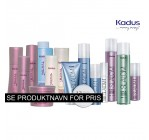 Kadus 3Dsculpt tamer sleeking cream strong 200 ml