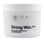 label.m Strong Wax 50 ml.