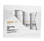 label.m Warming Oil Treatment 4x15ml