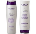 Lanza Healing Smooth Shampoo+Conditioner