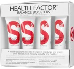 TIGI S-Factor Health Factor Balance Boosters 4x25ml
